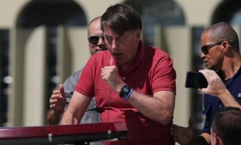 'Os totalmente imunizados estão desenvolvendo Aids', diz Bolsonaro – VEJA VÍDEO