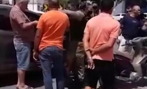 Delegado da Polícia Civil é autuado por embriaguez ao volante após se envolver em acidente, em Campina Grande