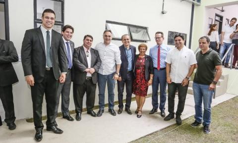 Cartaxo apresenta Villa Sanhauá a vereadores e destaca união pelo fortalecimento do Centro Histórico