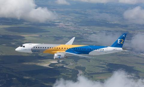 Azul encomenda mais 21 jatos Embraer E195-E2