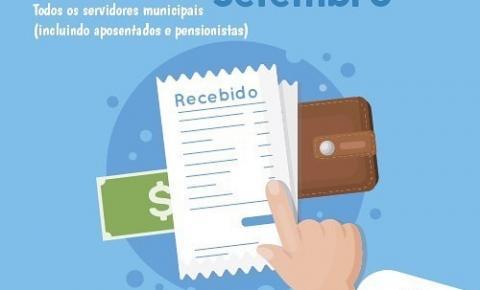 Prefeitura de Cabedelo paga salário de servidores municipais nesta quarta-feira (26)