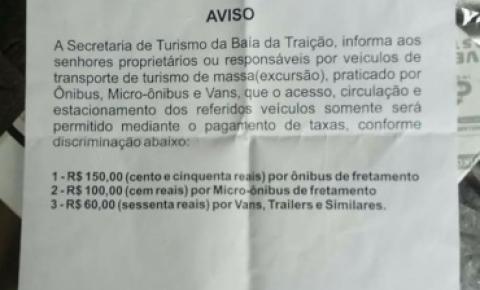 Prefeitura de cidade paraibana resolve cobrar até R$ 150 por estacionamento no carnaval e revolta turistas