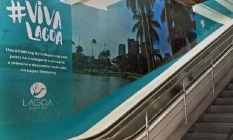Lagoa Shopping fecha as portas dois anos após inauguração