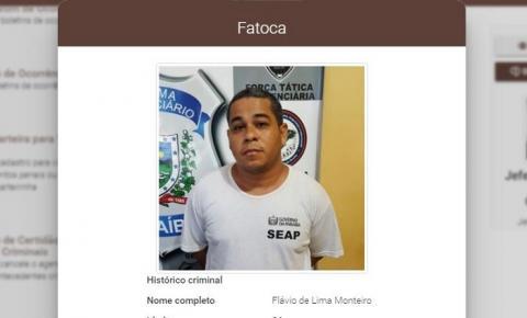 Foragido do PB1, líder da Okaida na Paraíba é preso em casa de veraneio em Alagoas