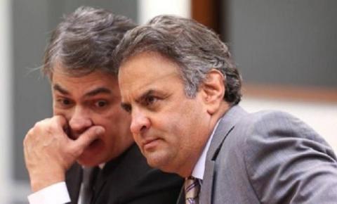 Cássio Cunha Lima ironiza Aécio: 'Provocou a ventania e escapou da tempestade'