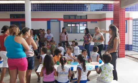 Cartaxo entrega creche que vai atender 140 crianças no Altiplano e destaca investimentos na educação infantil
