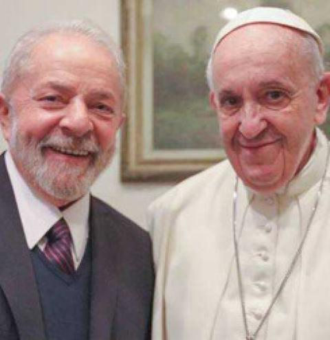 General Heleno sobre o papa: 'Exemplo de solidariedade a malfeitores'