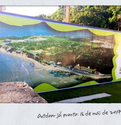 Prefeitura de JP esclarece licença para construção de hotel na barreira do Cabo Branco; SUDEMA também autorizou construção