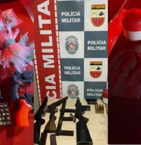 Grupo suspeito de executar três mulheres no Litoral Sul é preso em João Pessoa