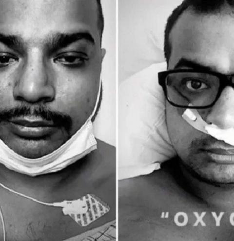 Religioso que zombava de vacinas nas redes sociais morre por covid-19