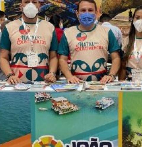 'Natal dos Sentimentos' é atração no Brazil Travel Market realizado em Fortaleza