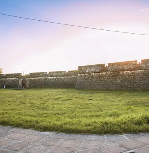 Fortaleza de Santa Catarina pode se tornar Patrimônio Mundial